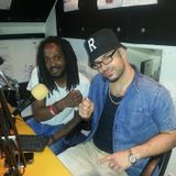 fuse box live interview with DJ TURNO WITH HOST !    7even&mazy.D