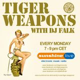 Sunshine Live Radio Tiger Weapons (Episode 132 - 04.08.2014)