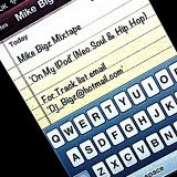 Mike Bigz 'On My IPod' Neo Soul & Hip Hop Mixtape