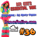 DJ Minty Fresh & Mr Gee's Essential Vibe Show #36 - LIVE From Blackpool Playback 7th September 2017