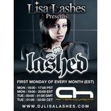 Lisa Lashes Afterhours FM Show (January 2012)
