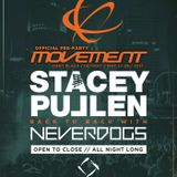 Stacey Pullen b2b Neverdogs - Live @ Nest, Movement Detroit Preparty (Toronto, CAN) - 20.05.2017