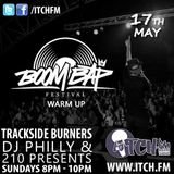 DJ Philly & 210 Presents - Trackside Burners 82 - Boombap Festival Warm Up