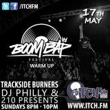 DJ Philly & 210 Presents - Trackside Burners 82 - Boombap Festival Warm Up