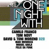 ONE NIGHT WITH Camilo Franco 2011