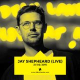 Jay Shepheard - fabric x Retrofit Mix (Feb 2015)