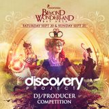 D.J. HOUSE INVASION MIX BEYOND WONDERLAND DISCOVERY PROJECT