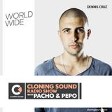 Pacho and Pepo present: Dennis Cruz's guest mix on Cloning Sound radio show :: episode 148