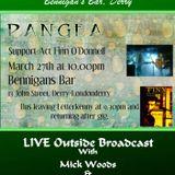 Maria McCormack & Pangea - LIVE @ Bennigan's Bar in Derry 27/03/15