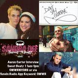 Aaron Carter Interview - 12-18-17