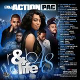 "DJ ACTION PAC - R&B LIFE 48 "" 2016 """