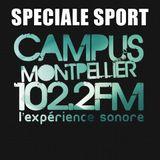 L'After Campus 08 - Spéciale Sport - 02/12/2015