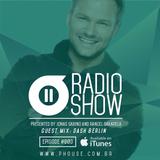 Phouse Radio Show #003  - (Guest Dash Berlin)