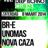 Live recording @VET! 8 maart 2014 Club NL Amsterdam