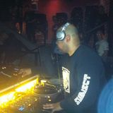 Dj Bone (Subject Detroit),full atmosphere @ Sektor 909 (02.04.2011)
