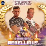 Rebelion – Rebellious Promo Mix