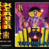 DJ Sy & MC Storm (doing the Power Hour) at Hardcore Heaven Technology (May 98)