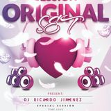 Time Love Set Original By Ricardo Jimenez