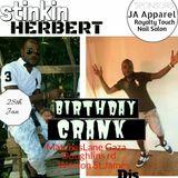 STINKING HERBERT BDAY PARTY