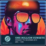 One Million Sunsets 7th December