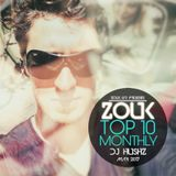May 2017, Brazilian Zouk Top 10, DJ HushZ