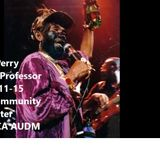 Lee Perry - 1997-11-15 Mateel Community Center, Redway, CA AUDM with Mad Professor