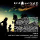 Aidy West // Field Moves Tent, Field Maneuvers 2015 // Saturday 1800-2000