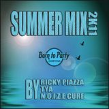 Summer Mix - CD1 Tech-Deep House by Ricky Piazza