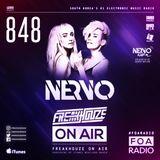 Freakhouze On Air 848 ● Nervo