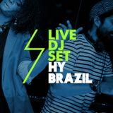 RIO SHOCK LIVE DJ SET / HY BRAZIL PARTY / 25 APRIL 2014