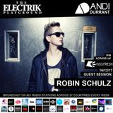 Electrik Playground 16/12/17 inc. Robin Schulz Guest Session