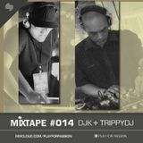 Mixtape Podcast # 014 with DJK & 3PDJ