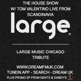 House Show Live From Scandinavia - Tribute to Large Music (CHICAGO) - PROMO EP FROM GENTS & DANDY'S