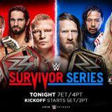 VS-Podcast #221, Survivor Series 2018 Review