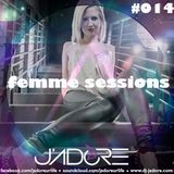 J'Adore - Femme Sessions #014 - LIVE from VIE Nightclub pt 2