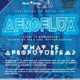 AfroFlux Mix [Afrofuturisms selected by Latifah Stone and Juice Aleem]