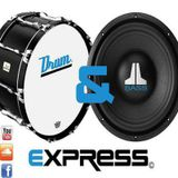 Drum and Bass Express 3 deck mix by DJ ZootWeaver 4th Nov 2013