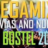 DJ Bostel - MEGAMIX PREVIAS AÑO NUEVO 2018