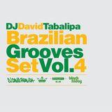 Brazilian Grooves Set Vol. 4 - December 2012