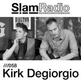 #SlamRadio - 058 - Kirk Degiorgio (Machine 1985)