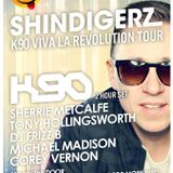 Shindigerz 11th August 2018