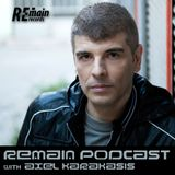 Remain Podcast 67 with Axel Karakasis