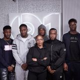 Beats 1 Radio Ft Kojo Funds, Abra Cadabra, Yxng Bane & Lotto Boyz