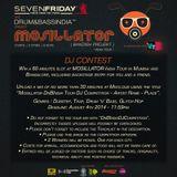 Mosillator DnBIndia Tour DJ Competition - KarmasynK - Mumbai