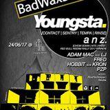 Adam Mac - BadWaxDubs02 Live Promo Mix