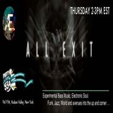 ALL EXIT on PARTY 934 - GUEST MIX #2; Wonky Donky - KUBA WRONSKI (11.04.13)