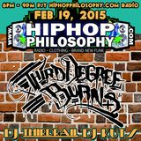 "DJ ThirdRail ""Third Degree Burns"" Mixshow 2/19/15"
