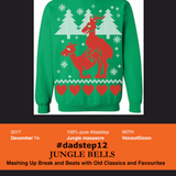 #dadstep 12 - Jungle Bells! To get everyone in the mood for the end of 2017!