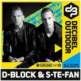 D-Block & S-te-Fan @ Decibel outdoor 2019   Mainstage   Saturday