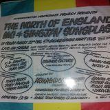 Armagideon - The North of England MC & Singjay Sunsplash @ Silversands, Venn Street, Hudds 22Aug86
